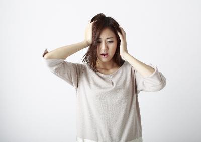 精神的な疲れによる影響